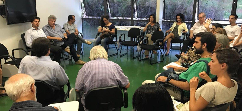 reunião ecologia e sustentabilidade