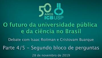 O futuro da universidade pública e da ciência no Brasil